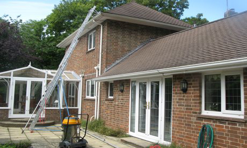 Exterior Property Cleaners Normanton