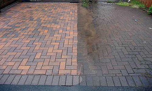 Patio & Driveway Cleaners
